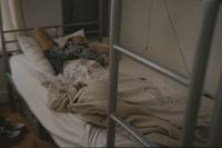 Sleepy Bed (New York Hostel 2)